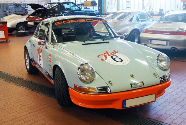 Spezialisert auf klassische Porsche